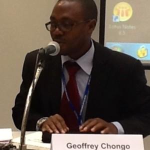 Geoffery Chongo (JCTR)
